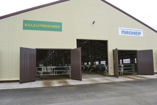 Первый в России зарегистрированный производитель доильного оборудования начинает строить фермы под ключ